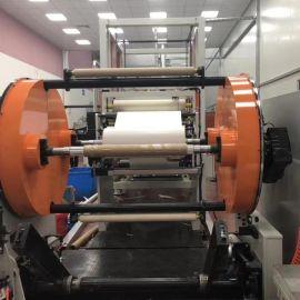 高填充PP片材生产线 PP挤出片材机产线