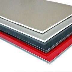 专用氟碳铝塑复合板、外墙铝塑板