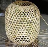 江桥竹藤生态装饰竹编灯笼厂家专业定做各种景观装饰竹编灯笼 南京大排档灯笼