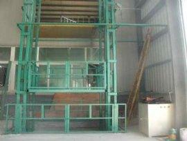 制造升降平台,升降货梯,固定导轨式升降货梯