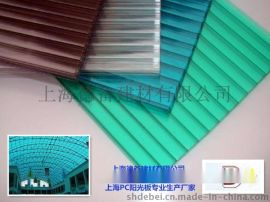 昆山双层中空阳光板|PC阳光板|上海阳光板厂家阳光板
