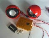 双声道摩托车蓝牙音响方案电路板方案