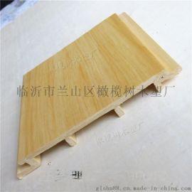 生态木外墙板150/100单面护墙板装饰墙板