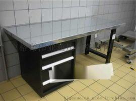 格诺GNBXGT不锈钢工作台车间重型操作台