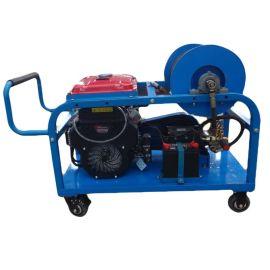 宏兴汽油管道高压清洗机 小区物业管道疏通机