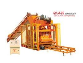 砖机4-25水泥砖机