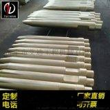 破碎锤钎杆生产厂家 韩宇 艾迪 水山 大漠炮头钎杆