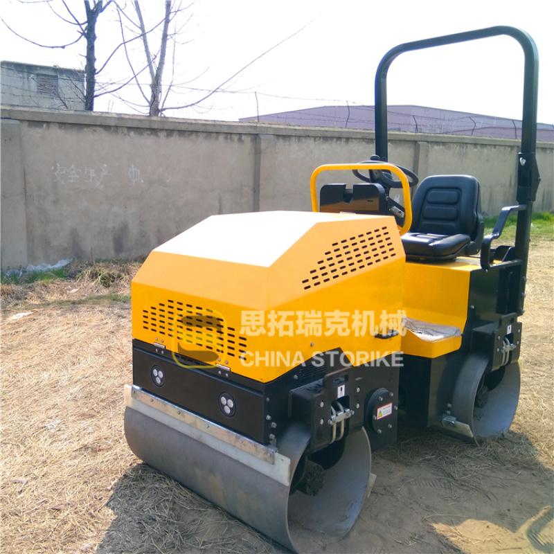 2吨路面压实机小型压路机生产基地小型压实机械