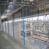 車間隔離網 倉庫隔離網 車間護欄 工廠定制鐵絲柵欄