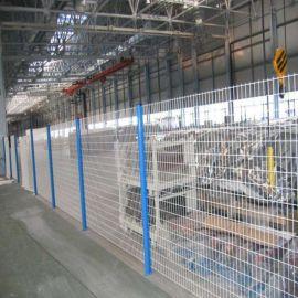 车间隔离网 仓库隔离网 车间护栏 工厂定制铁丝栅栏