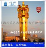 镇江太阳鸟雕塑  建筑雕塑作品展示