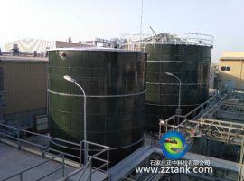 养殖污水储罐_养殖污水处理设备_搪瓷拼装罐