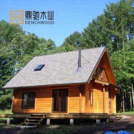 度假区小木屋 旅游景区芬兰重型木屋 养老别墅