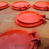 河北铸铁拍门 铸铁拍门生产厂家