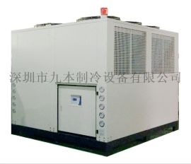 60HP风冷式冷水机,水池循环降温制冷机