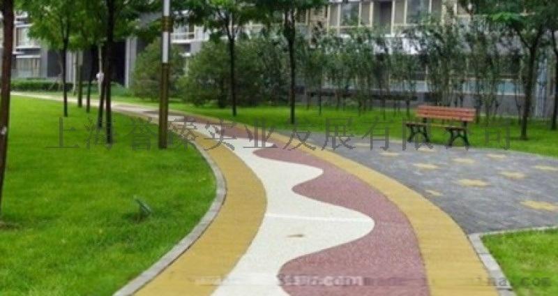 透水地坪,海绵城市透水性铺装工程材料