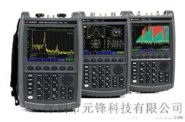手持式频谱分析仪 Keysight/FieldFox N9913A/N9914A/N9915A/N9916A手持式射频和微波分析仪