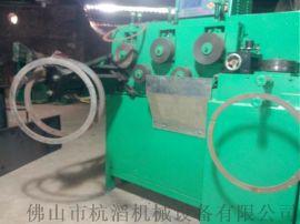 海南轮毂打圈机 自动车钢圈打圈机 圆盘卷边机 灯饰卷边机