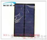 深圳翔日科技厂家供应5V300MA玻压太阳能电池板户外太阳能灯USB风扇手机光伏供电设备