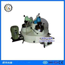 供应XPM-120×3三头研磨机 实验室三头研磨机 小型玛瑙研磨机 化验制样机