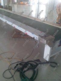 电动调速驱动皮带输送机 电动滚筒驱动皮带输送机