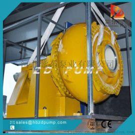 ZG型耐磨离心砂泵 卧式挖泥泵 河流抽砂杂质泵