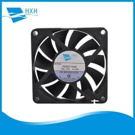 销售液压轴承7015太阳能汽车散热器LED显示屏风扇工业设备风扇