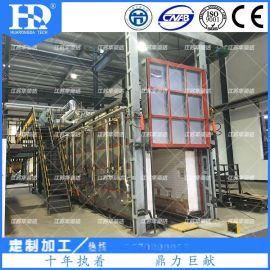 华荣达超高温连续比例控制梭式窑干燥窑