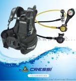 義大利 CRESSI 水肺深潛潛水裝備BCD套裝