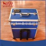 医疗器械仪器箱专用  常州曼非雅箱包厂提供 中型精密仪器箱铝箱