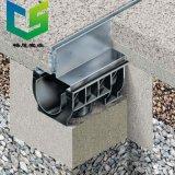 U形排水溝 塑料排水溝廠家定製 HDPE排水溝 不鏽鋼縫隙式蓋板