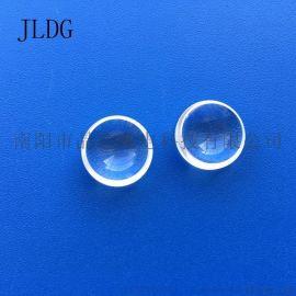 光学透镜厂家供应双凸透镜加工定制胶合镀膜玻璃透镜