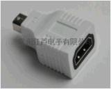 Mini DP 公头 to HDMI 母头 转接头