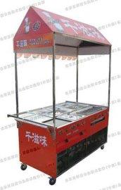 无烟小吃车(DF-QW-1)