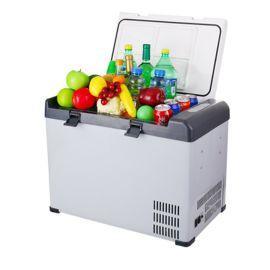 15L 车载冰箱直流压缩机制冷冰箱车家两用车载汽车户外冰箱制冰