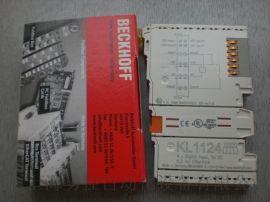 倍福模块kl1124原装现货数字量端子模块倍福卡件