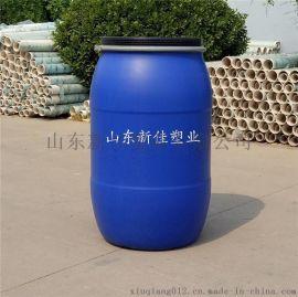 200升塑料桶200升化工桶200公斤化工桶生产厂家