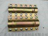 廠家直銷鋼板哈夫節  直管補漏器