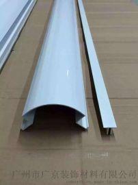 加油站柱子护角铝型材厂家批发-加油产站铝圆角