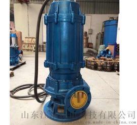 耐磨泥沙泵搅拌泥浆沙石泵潜水式抽泥泵