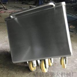 食品厂通用小料车 不锈钢好清洗