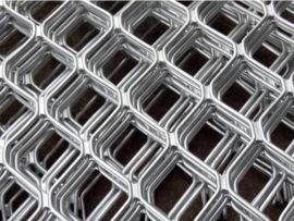 廣東 鋁合金美格網廠家直銷價 興發鋁業