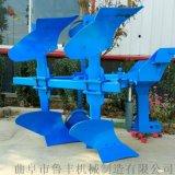 天津手扶悬浮液压翻转犁优质5铧液压翻转犁厂家
