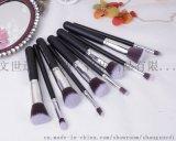 10支化妆刷套装 美妆工具厂家直销 腮红刷 眼影刷