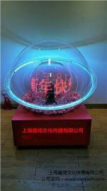 1.2米水晶球_1.2米触摸启动水晶球租赁_鑫琦供