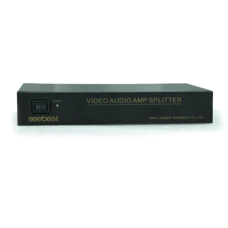 拼接屏信號優質分配器