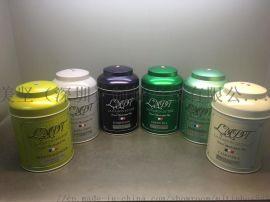 多款马口铁材质茶叶包装罐,佳节送礼包装茶叶的