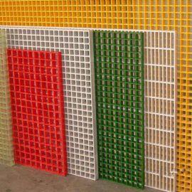 玻璃钢设备平台格栅板规格齐全