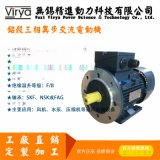 铝壳电机Y2A 90L-8-0.55kW厂家直销