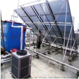 无锡东降派出所空气能太阳能热水工程